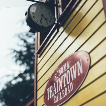 Sonoma TrainTown Railroad-9